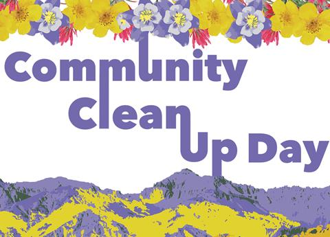 AUGUST 21 |�Community Clean Up Day