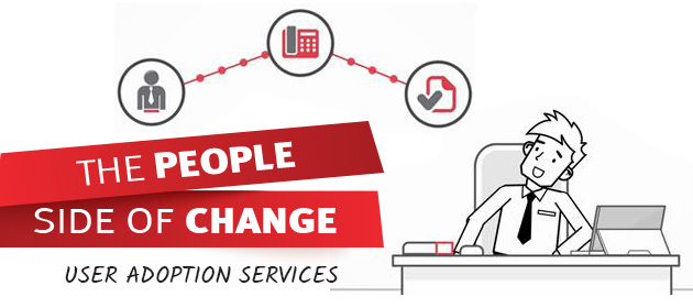 The People Side of Change - User Adoption System