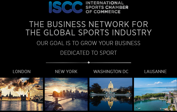 the business network for   the global sports industry  Our Goal is to Grow your business  Dedicated to Sport